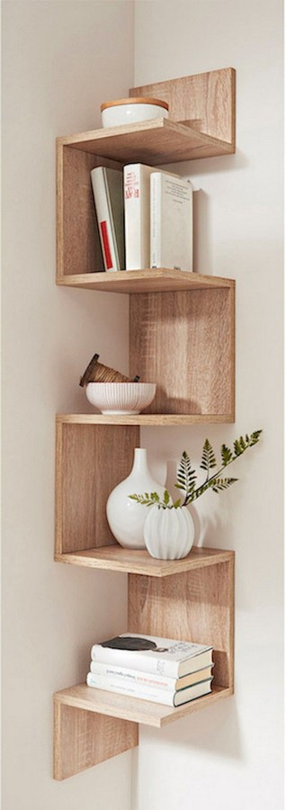 46 New Corner Shelves Ideas 005