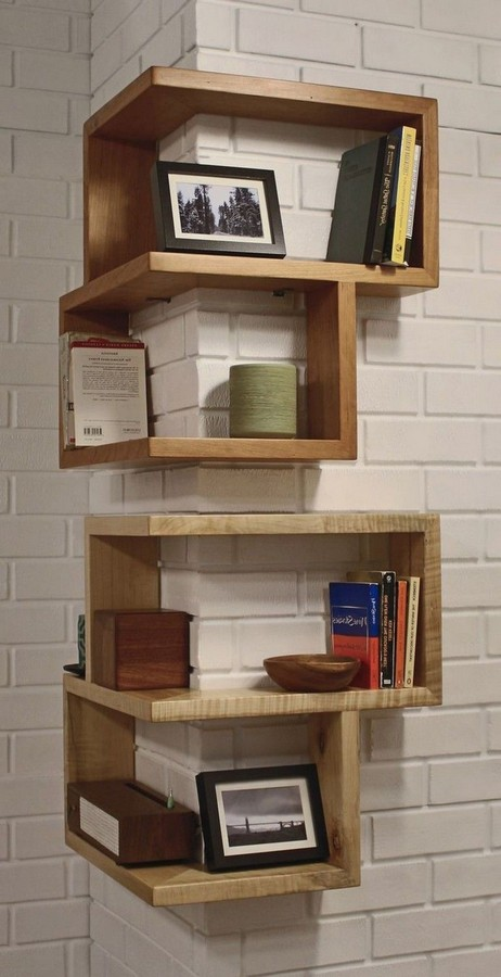 46 New Corner Shelves Ideas 011