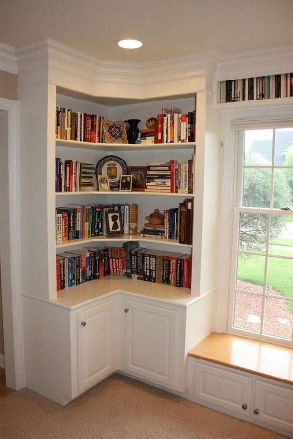 46 New Corner Shelves Ideas 027