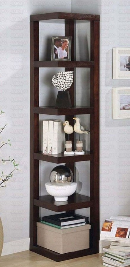 46 New Corner Shelves Ideas 041