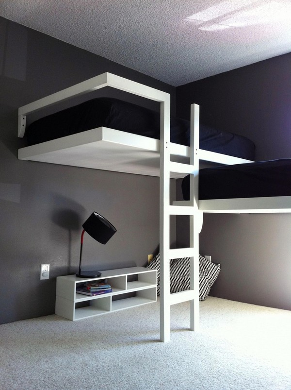 46 Top Choice Kids Bunk Bed Design Ideas Tips Choosing The Right Bunk Bed For Your Child 3