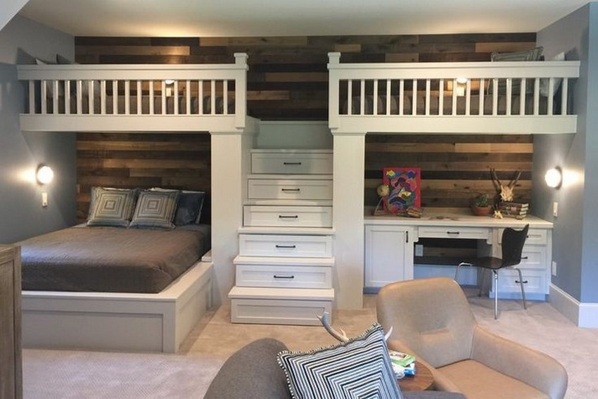47 Best Choices Of Bunk Bed Styles Ideas For Your Home 1