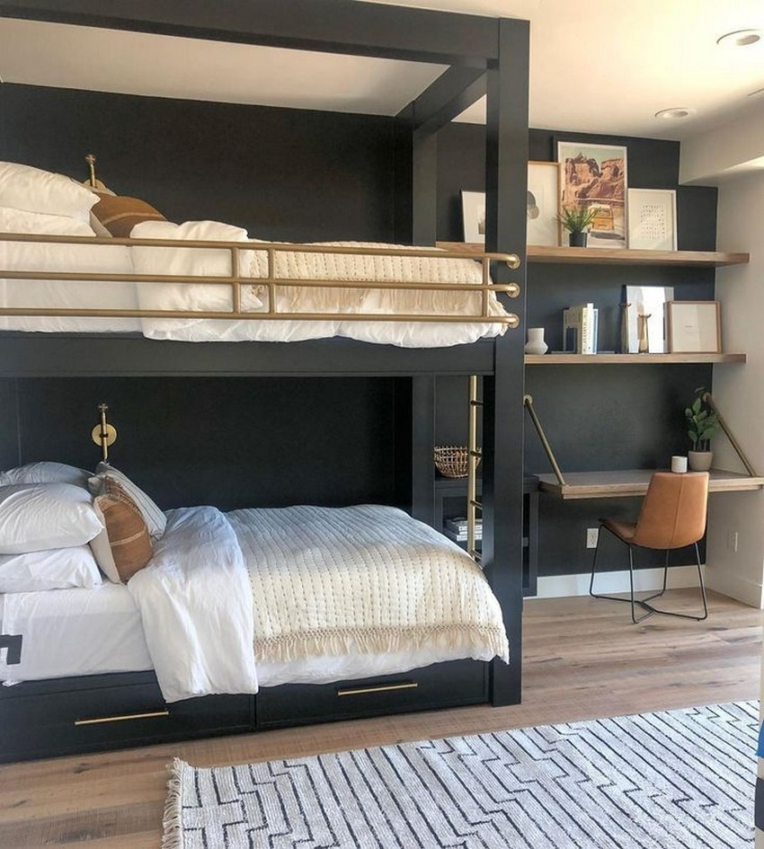 47 Best Choices Of Bunk Bed Styles Ideas For Your Home 15