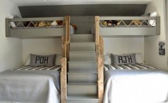 47 Best Choices Of Bunk Bed Styles Ideas For Your Home 41