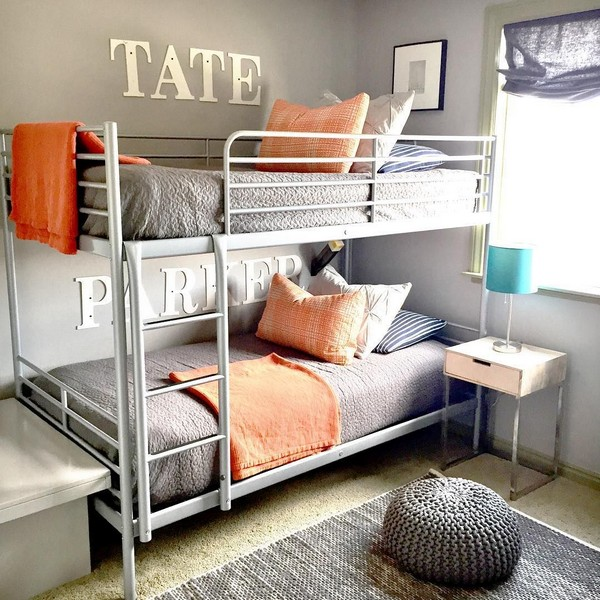 48 Best Choices Of Kids Bunk Bed Design Ideas Tips When Shopping For Bunk Beds 47