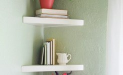 60 Best Of Corner Shelves Ideas 058