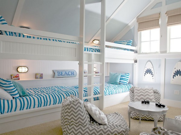 65 Nice Bunk Beds Design Ideas The Best Way To Maximize Your Living Space 52