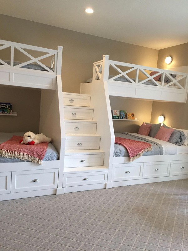 65 Nice Bunk Beds Design Ideas The Best Way To Maximize Your Living Space 55