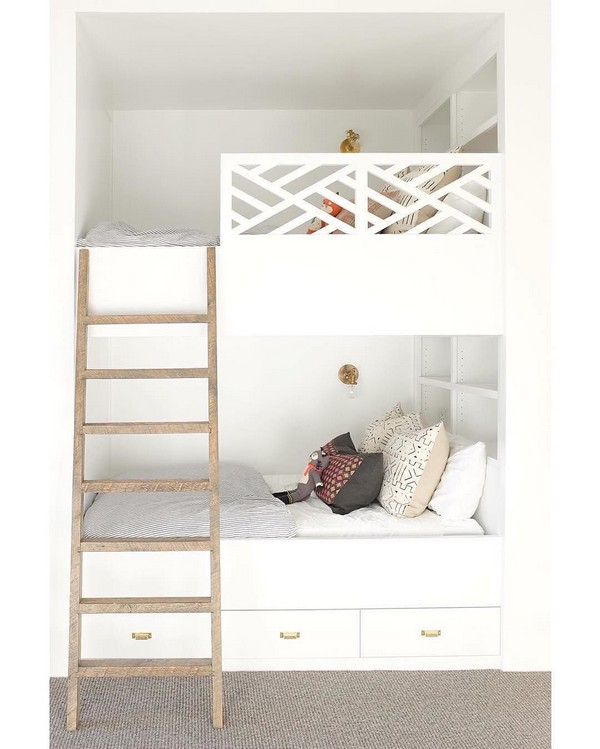 65 Nice Bunk Beds Design Ideas The Best Way To Maximize Your Living Space 7