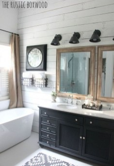 70 Kinds Of Farmhouse Bathroom Accessories Ideas- 5 Must Have Bathroom Accessories-5827