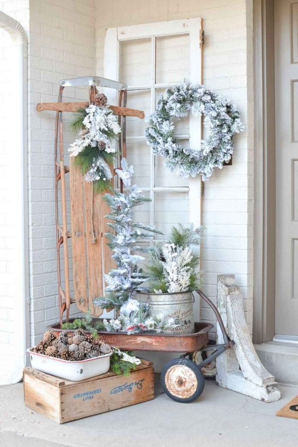 79 Beautiful Farmhouse Front Porches Decorating Ideas 3957