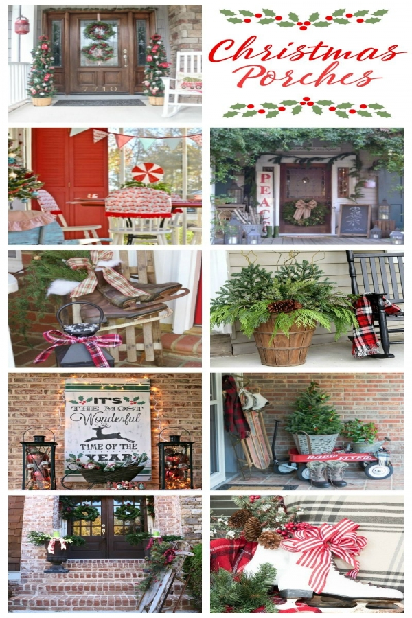79 Beautiful Farmhouse Front Porches Decorating Ideas-3963