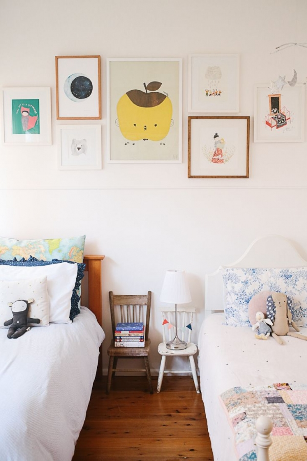 85 Awesome Bedroom Boy and Girl Decorating Ideas-3881