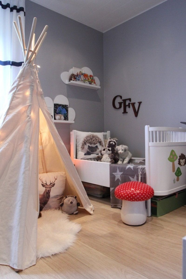 85 Awesome Bedroom Boy and Girl Decorating Ideas-3935