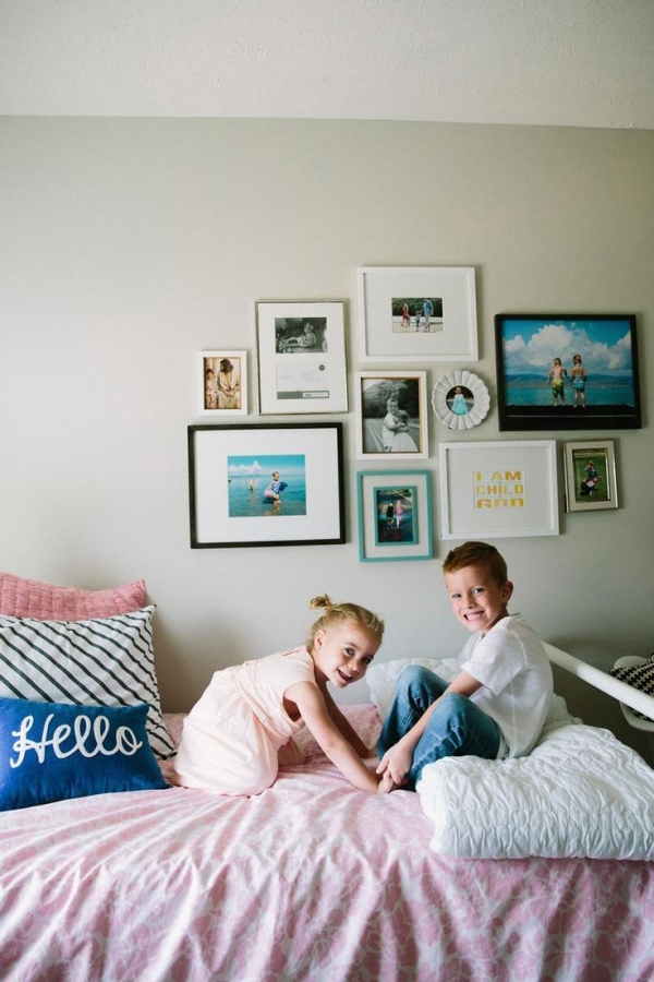 85 Awesome Bedroom Boy and Girl Decorating Ideas-3876