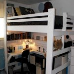85 Best Of Loft Bedroom Teenage Decoration Ideas-3763