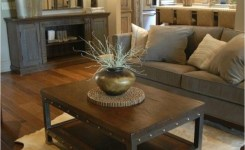 40 Remakable Ideas Modern Rustic Living Room That Will Amaze You