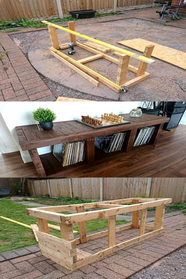 86 Most Pupulars Pallet Wood Projects Diy-3820