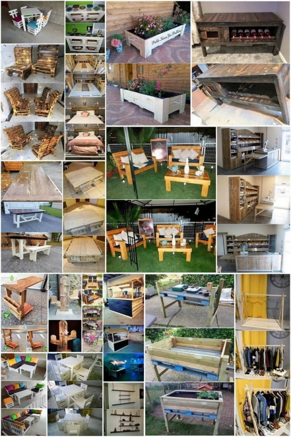 86 Most Pupulars Pallet Wood Projects Diy-3847