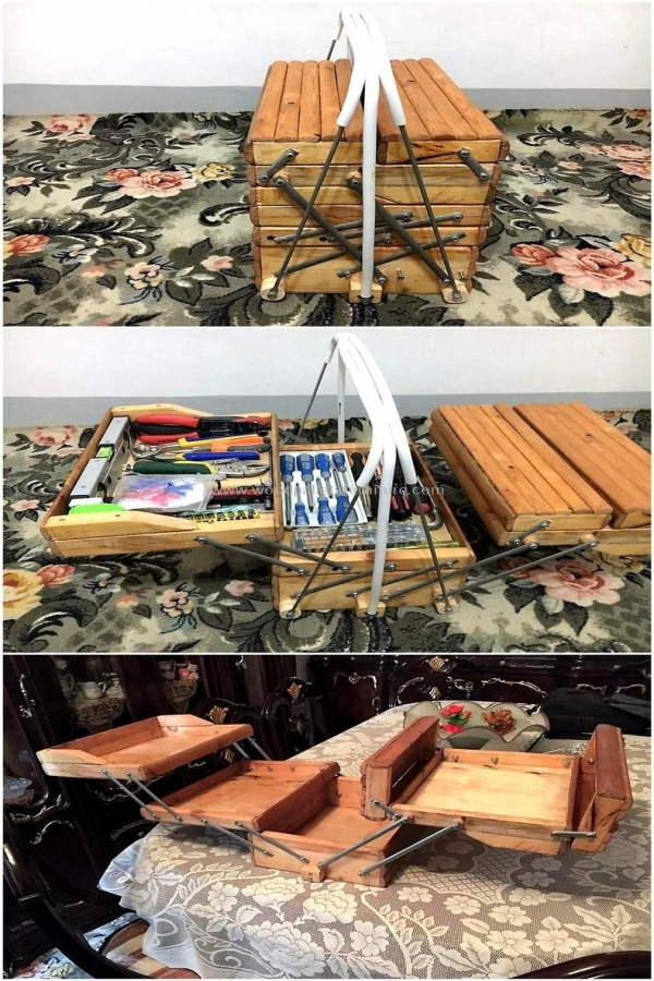 86 Most Pupulars Pallet Wood Projects Diy-3860