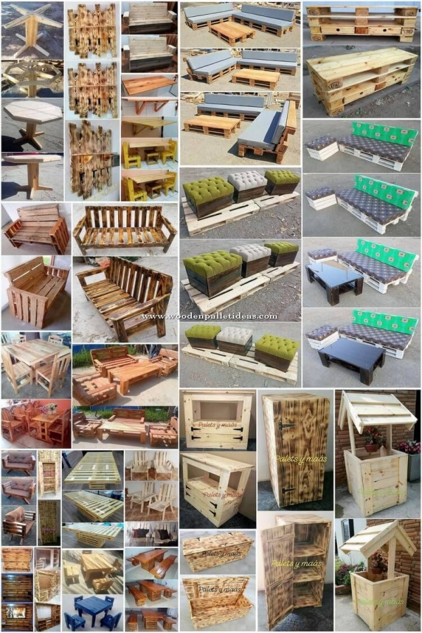 86 Most Pupulars Pallet Wood Projects Diy-3864