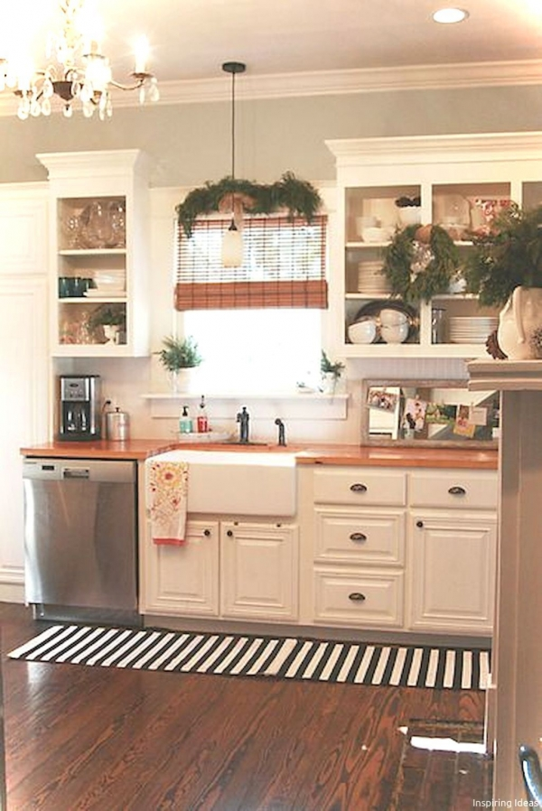 90 Rural Kitchen Ideas for Small Kitchens Look Luxurious 6170