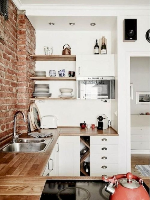 90 Rural Kitchen Ideas for Small Kitchens Look Luxurious 6210