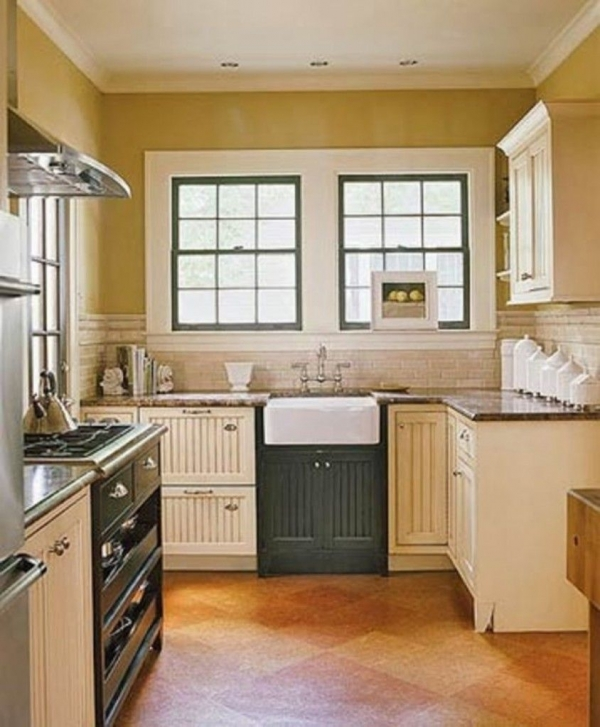 90 Rural Kitchen Ideas for Small Kitchens Look Luxurious 6249