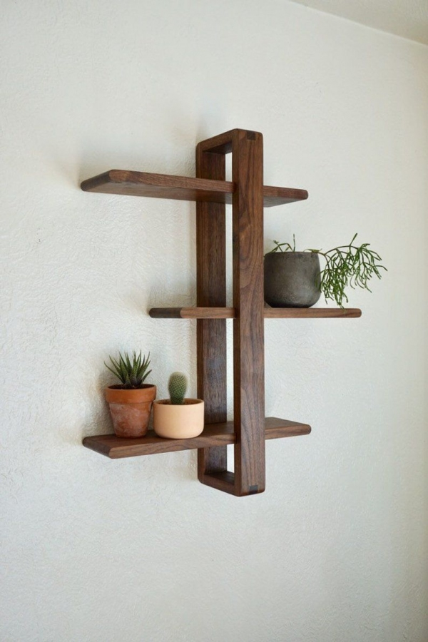 91 Most Popular Wall Shelf Ideas for Your Home Decoration-3404