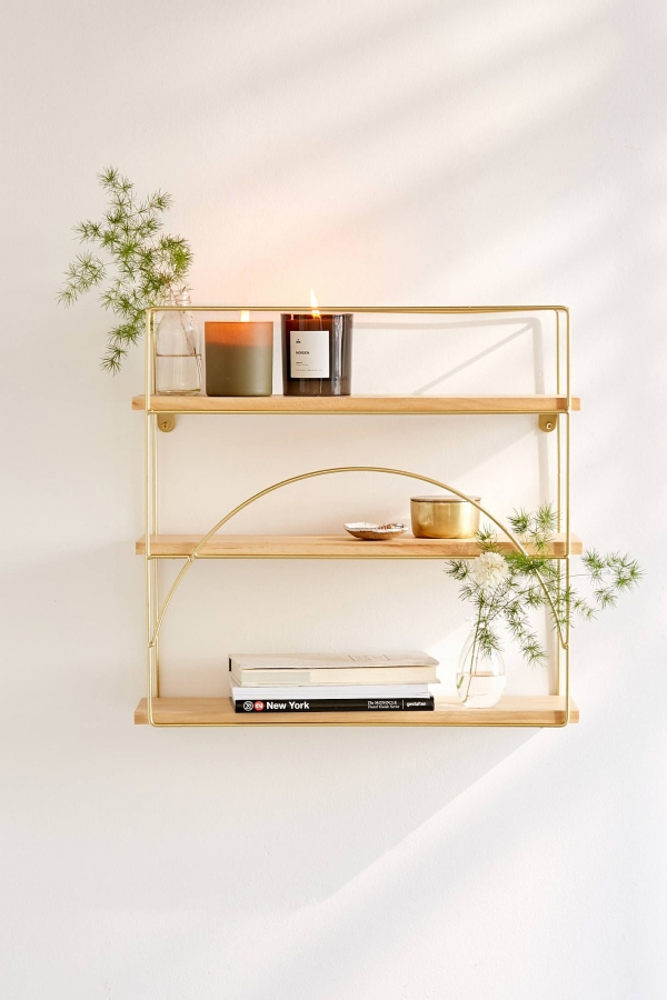 91 Most Popular Wall Shelf Ideas for Your Home Decoration-3405