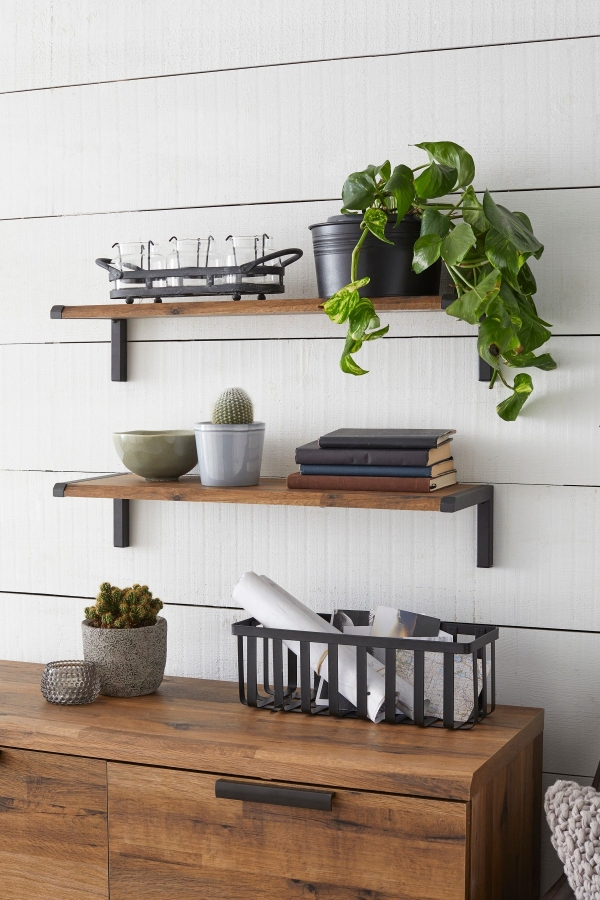 91 Most Popular Wall Shelf Ideas for Your Home Decoration-3439