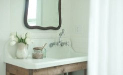 Farmhouse Bathroom Sink Vanity Bathrooms