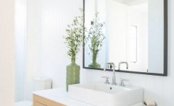54 Remarkable Modern Farmhouse Bathroom Design Ideas And Remodel To