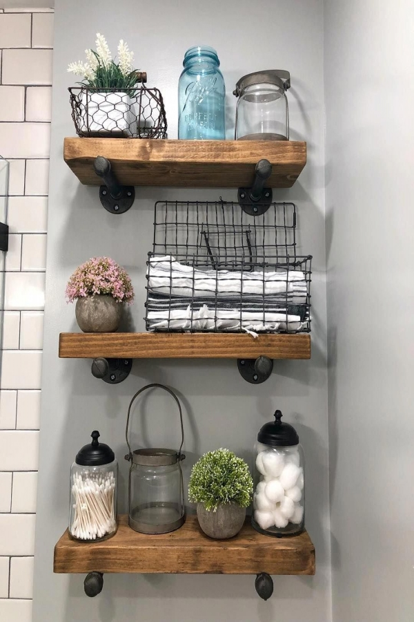 94 Models Wood Shelving Ideas for Your Home-3587