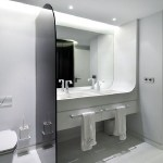 94 Simple & Futuristic Bathroom Remodeling Ideas - How to Achieve An Ultra-modern Look-5236