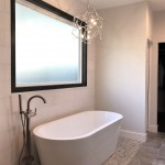 94 Simple & Futuristic Bathroom Remodeling Ideas - How to Achieve An Ultra-modern Look-5273