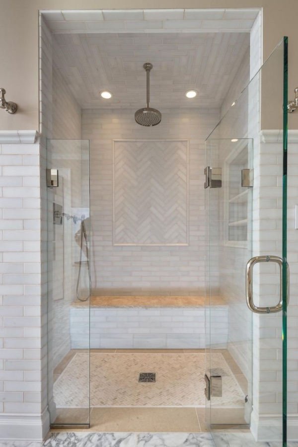 95 Beautiful Walk In Shower Ideas for Small Bathrooms 5653