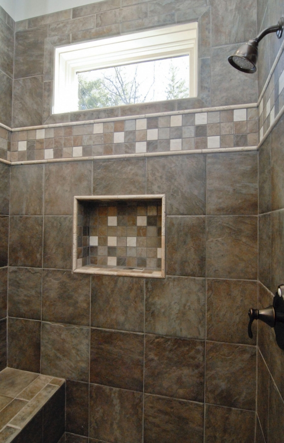 95 Beautiful Walk In Shower Ideas for Small Bathrooms 5655