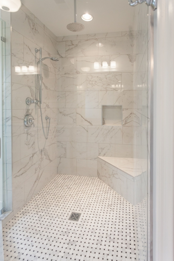 95 Beautiful Walk In Shower Ideas for Small Bathrooms 5667