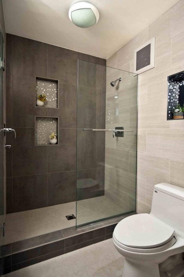 95 Beautiful Walk In Shower Ideas for Small Bathrooms 5671