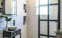 83 Top Farmhouse Tile Shower Ideas Remode Bathroom