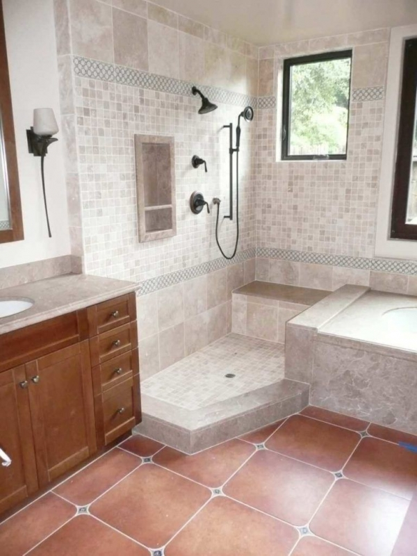 95 Beautiful Walk In Shower Ideas for Small Bathrooms 5714