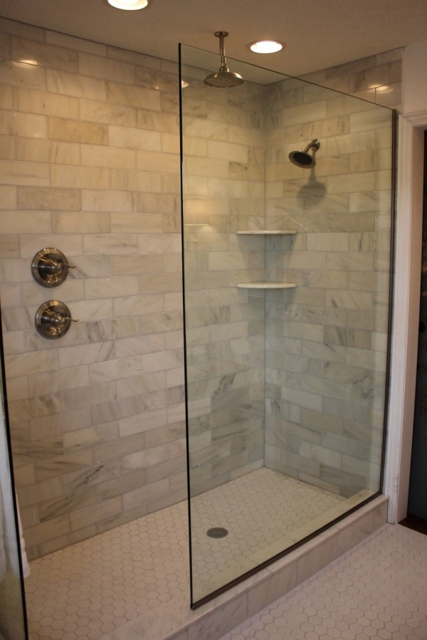 95 Beautiful Walk In Shower Ideas for Small Bathrooms 5723