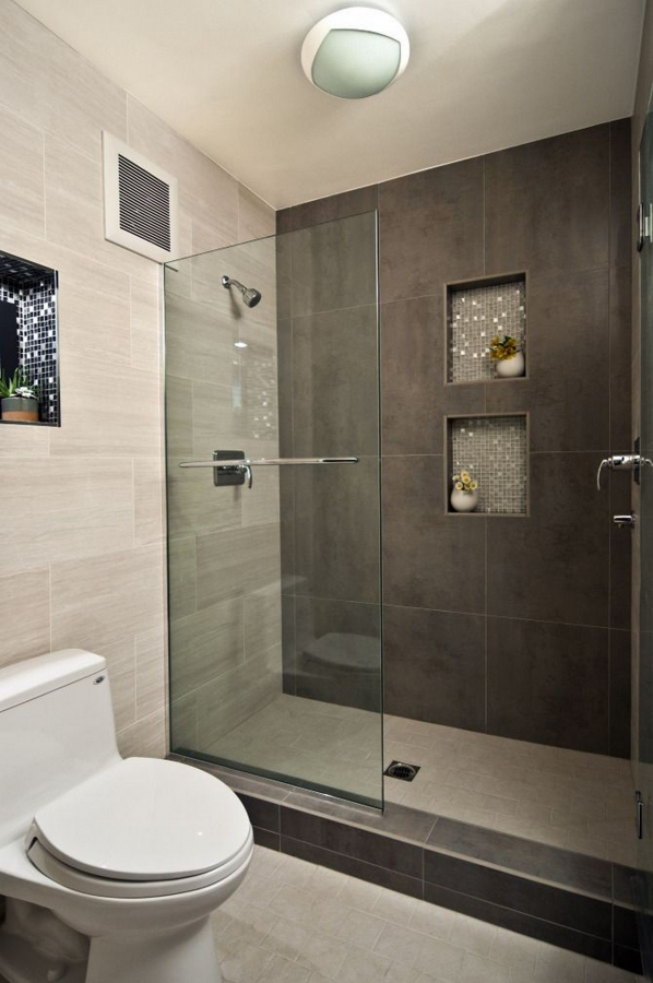 95 Beautiful Walk In Shower Ideas for Small Bathrooms ...