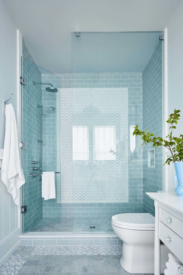 99 Beautiful Bathroom Shower Decoration - Look at them-3624