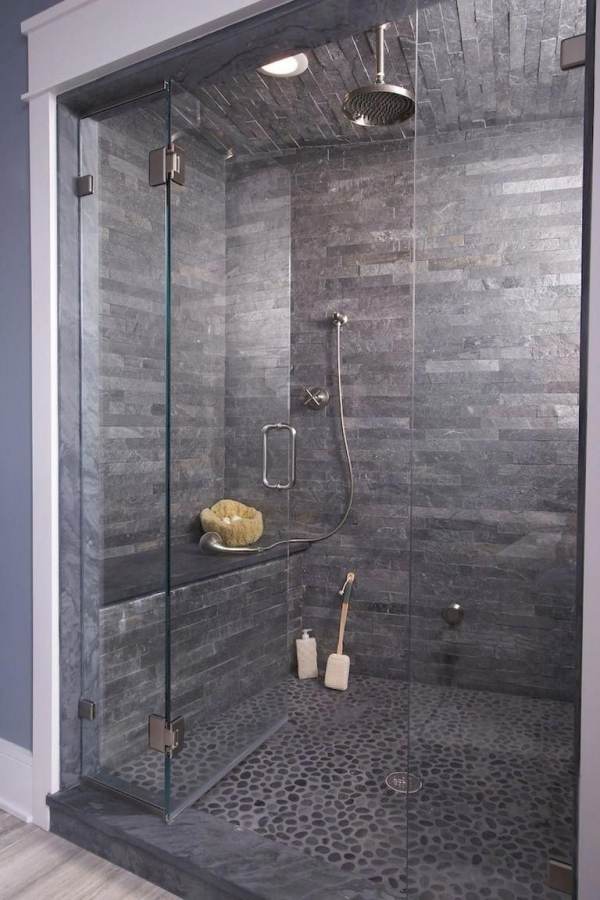 99 Beautiful Bathroom Shower Decoration - Look at them-3628