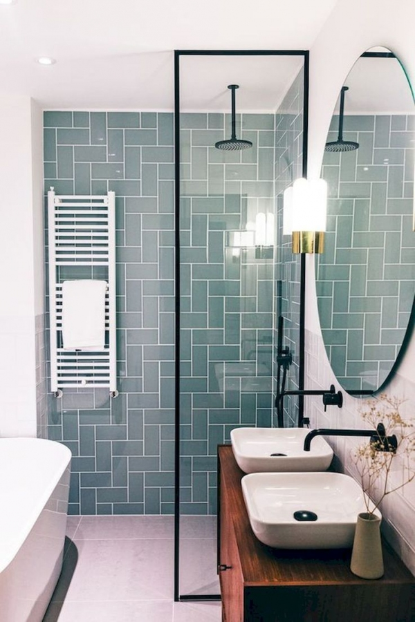 99 Beautiful Bathroom Shower Decoration - Look at them-3630