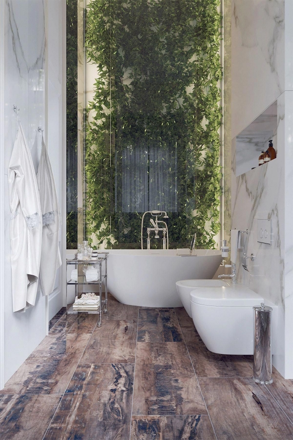 99 Beautiful Bathroom Shower Decoration - Look at them-3671
