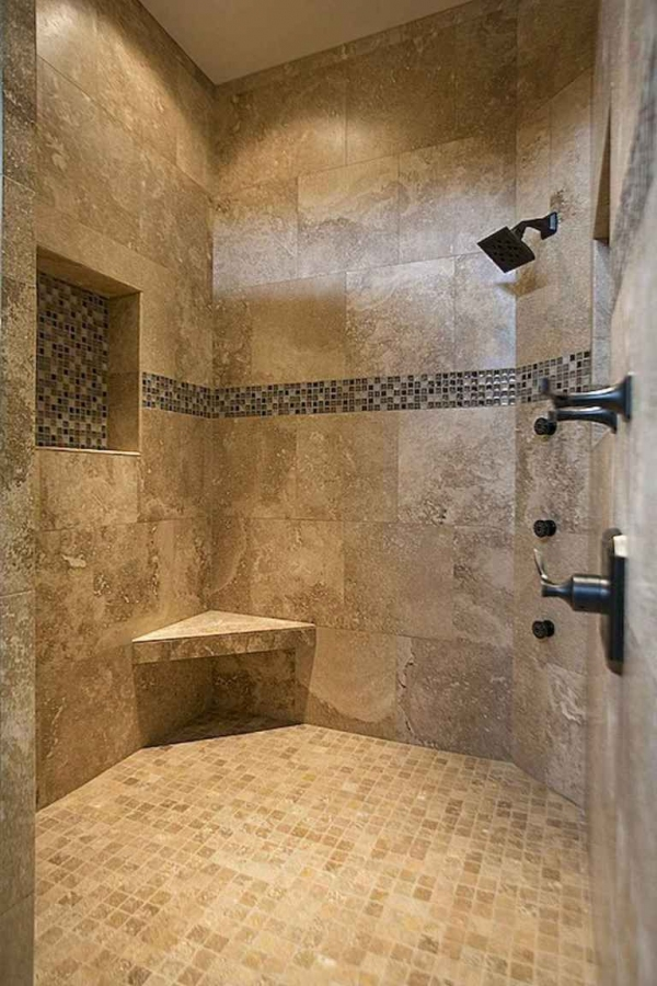 99 Beautiful Bathroom Shower Decoration - Look at them-3678