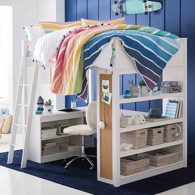 ✔️ Why Bunk Beds With Stairs And Desk 10